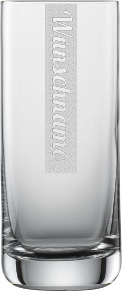 Longdrinkglas mit Gravur 1 Stück | 390ml Schott Zwiesel Convention Nr. 79 Glas