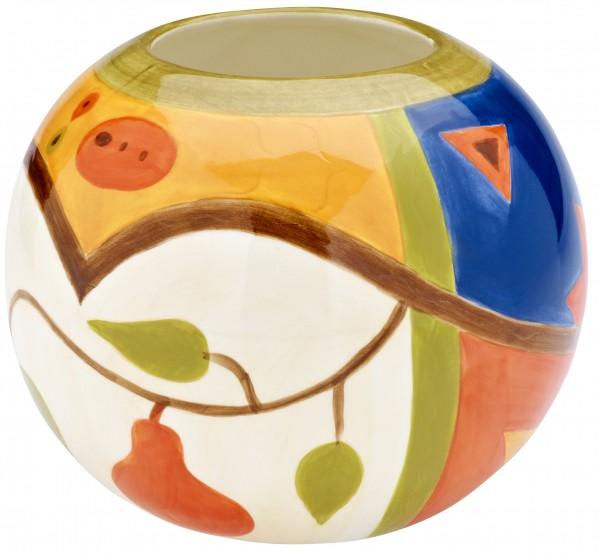 "Magu Keramik Vase 15cm handbemalt""MIDNIGHT"" - 192 813"