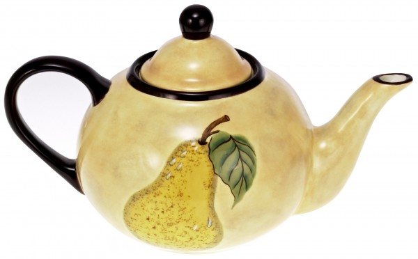"Magu Keramik Teekanne 1,1 ltr. handbemalt ""TOSCANA"" - 120 713"