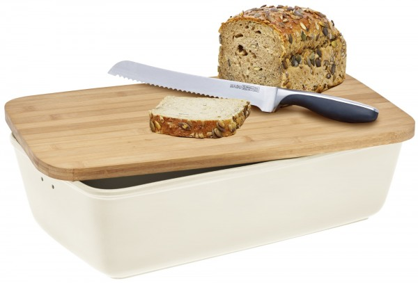 Magu Keramik Brotkasten CERA-DESIGN Urban-Grey - 115 675