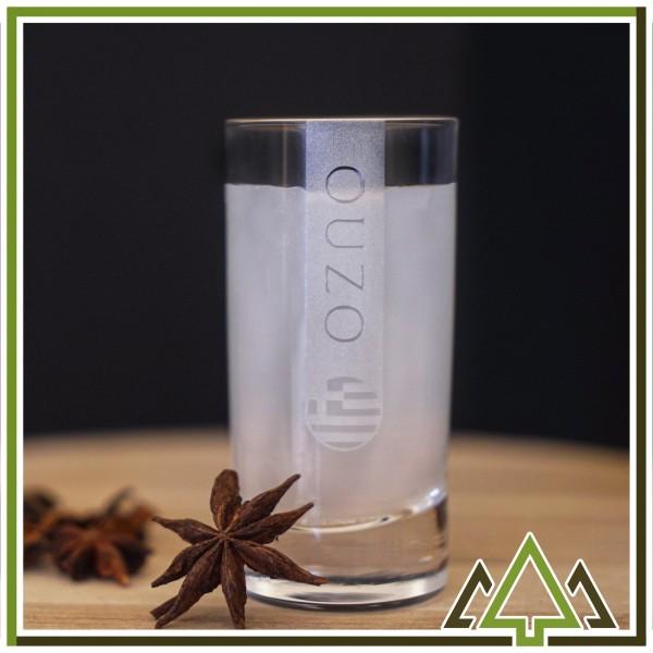 OUZO 6x Gläser | 5cl Stölzle Lausitz Gls Nr. 20 Schnapsgläser