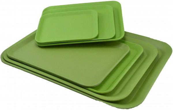 "Magu Tablett 34x24cm ""Natur Design"" Bambusgeschirr - 130 225"