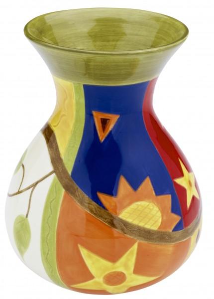 "Magu Keramik Vase 28cm handbemalt""MIDNIGHT"" - 192 872"