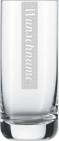Bierglas mit Gravur 1 Stück | 345ml Schott Zwiesel Convention Nr. 42 Glas