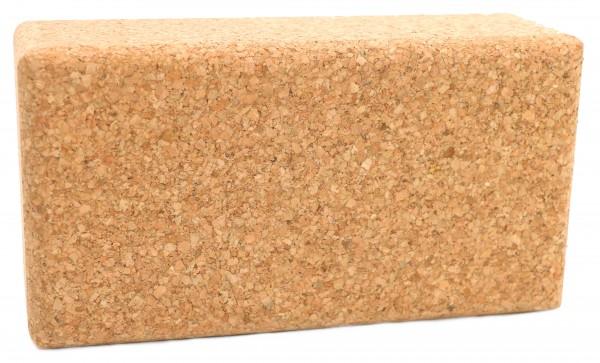 Yogablock Kork ohne Gravur 22.5 x 12 x 7.5cm