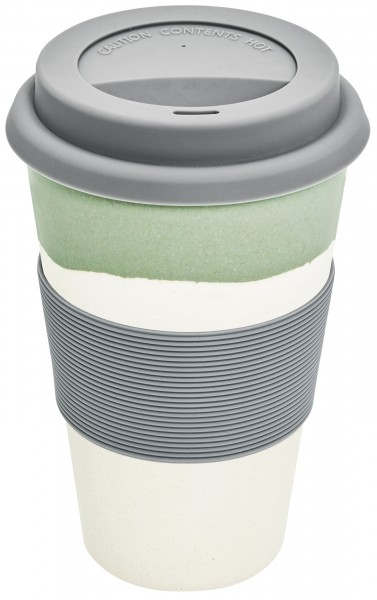 "Magu Trinkbecher Coffee to Go ""Natur Design"" Bambusgeschirr - 151 465"